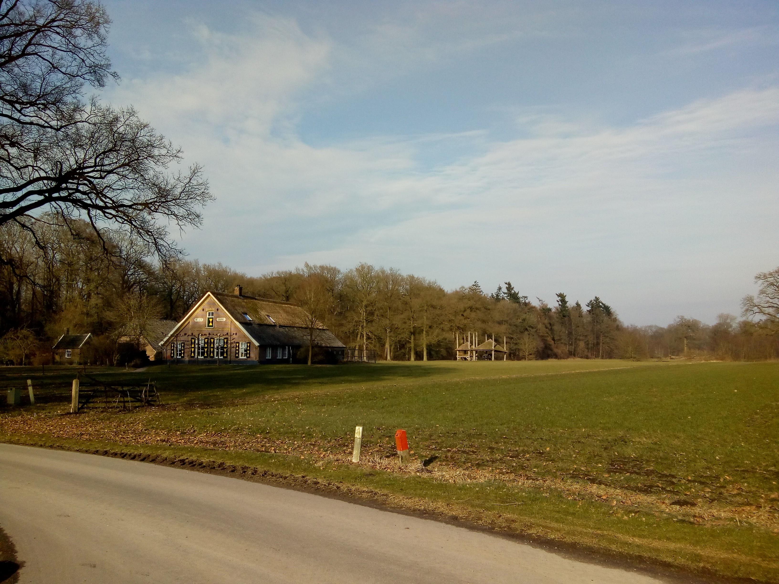 """Monumentale boerderij """"Meijer"""" op landgoed Verwolde"""
