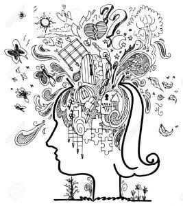 Piekeren: je hoofd vol gedachten
